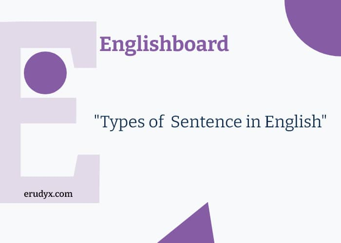 What composition do we have as sentence in English?
