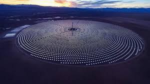 Energie - Crescent Dunes