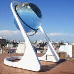 Le soleil comme énergie du futur