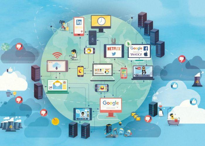 La E-pollution ou pollution par Internet : Vrai ou Faux ?