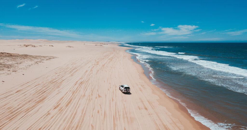 Fraser Island : un bel endroit où vous n'aimeriez pas vivre