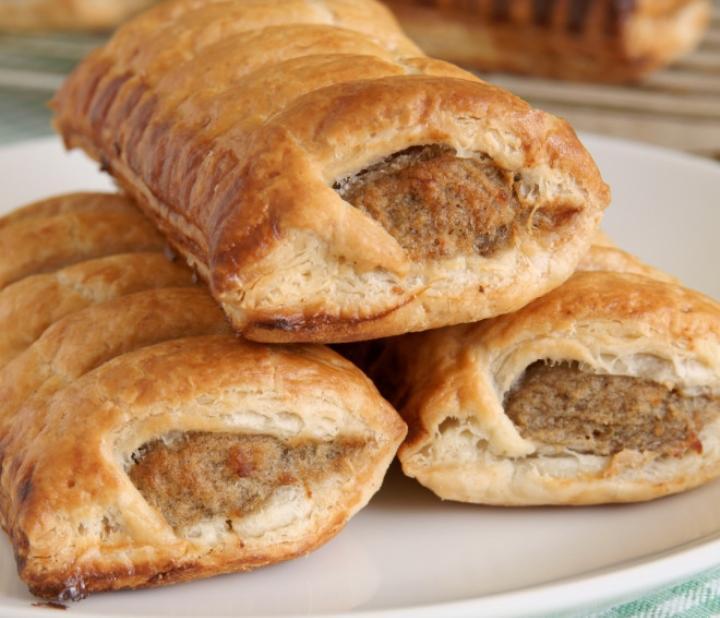Pastry : custard cake – pie – fond – croque-monsieur