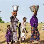 Les femmes sont les plus touchées par les corvées d'eau