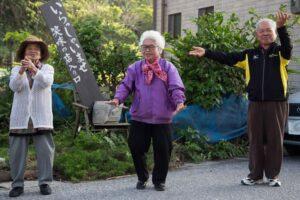 Les clés de la longévité : cas des centenaires d'Ogimi
