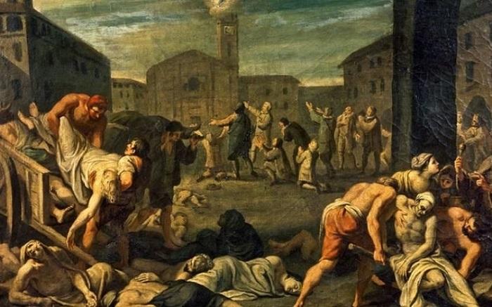Quand la peste de Caragea s'abattit sur Bucarest