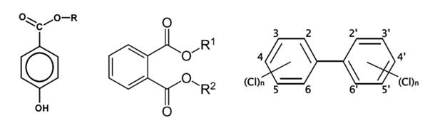 Formule d'un composant chimique